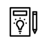 Planering ikon